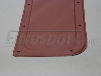 X1/9 Engine Rear Boot Divider Inspection Cover - Click Image to Close