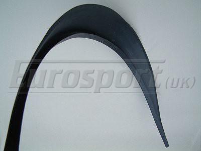 X1/9 Rear Inner Arch Outer Repair Section O/S - Click Image to Close